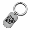 Memphis Tigers Stainless Steel Key Ring