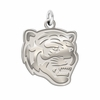 Memphis Tigers Natural Finish Charm