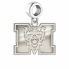 Mercer Bears Dangle Charm