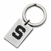 Michigan State Key Ring