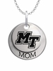 Middle Tennessee State Blue Raiders MOM Necklace
