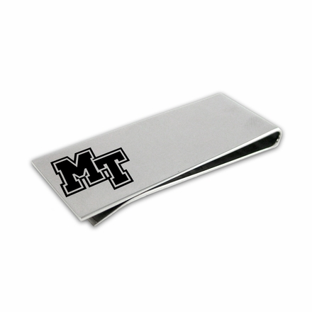 Middle Tennessee State Blue Raiders Money Clip