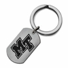 Middle Tennessee State Blue Raiders Stainless Steel Key Ring