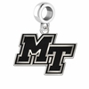 Middle Tennessee State Raiders Logo Cut Out Dangle