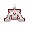 Minnesota Golden Gophers Logo Charm