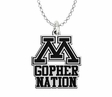 Minnesota Golden Gophers Spirit Mark Charm