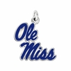 Mississippi Ole Miss Rebels Logo Charm