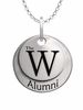 Mississippi University for Women The W Alumni Necklace