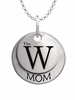 Mississippi University for Women The W MOM Necklace