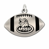 Missouri Southern State Lions Football Charm