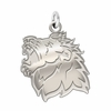 Missouri Southern State Lions Natural Finish Charm