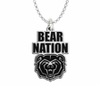 Missouri State Bears Spirit Mark Charm