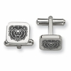 Missouri State Bears Stainless Steel Cufflinks