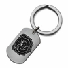 Missouri State Bears Stainless Steel Key Ring