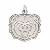 Missouri State Bears Natural Finish Charm