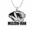 Missouri Tigers Spirit Mark Charm
