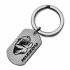 Missouri Tigers Stainless Steel Key Ring