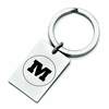 Monmouth Fighting Scots Stainless Steel Key Ring