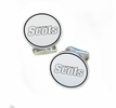 Monmouth Fighting Scots Sterling Silver Cufflinks