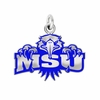 Morehead State Eagles Logo Charm