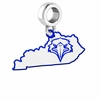 Morehead State Eagles Logo Dangle Charm