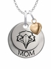 Morehead State Eagles MOM Necklace with Heart Charm