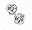 Morehead State Eagles Sterling Silver Cufflinks