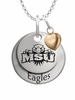 Morehead State Eagles with Heart Accent