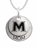 Mount Saint Mary Mountaineers MOM Necklace