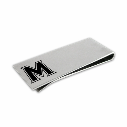 Mount St. Mary's Knights Money Clip