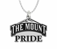 Mount St. Mary's Mountaineers Spirit Mark Charm
