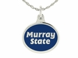 Murray State Racers Enamel Charm