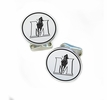 Murray State Racers Sterling Silver Cufflinks