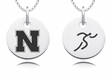 Nebraska Cornhuskers Cross Country Charm