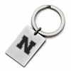 Nebraska Key Ring