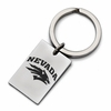 Nevada Reno Wolf Pack Key Ring