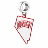 Nevada Las Vegas Rebels Logo Dangle Charm