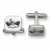Nevada Las Vegas UNLV Stainless Steel Cufflinks