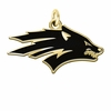 Nevada Reno Wolfpack 14KT Gold Charm