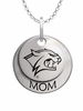 New Hampshire Wildcats MOM Necklace