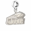 New Hampshire Wildcats Dangle Charm