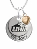 New Hampshire Wildcats with Heart Accent