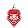 New Mexico Lobos Logo Charm