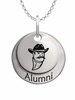 New Mexico State Aggies Alumni Necklace