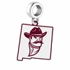 New Mexico State Aggies Logo Dangle Charm