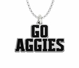 New Mexico State Aggies Spirit Mark Charm