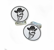 New Mexico State Aggies Sterling Silver Cufflinks