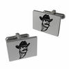 New Mexico State Cuff Links