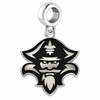 New Orleans Privateers Logo Cut Out Dangle