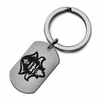 New Orleans Privateers Stainless Steel Key Ring